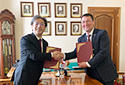 Cooperation agreement signed with Kazan State Medical University