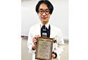 Dr Hatakeyama receives Kusano Award of Japan Heart Foundation