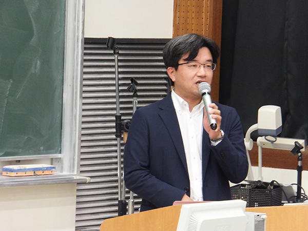 Niigata University WeeK event held at BRI