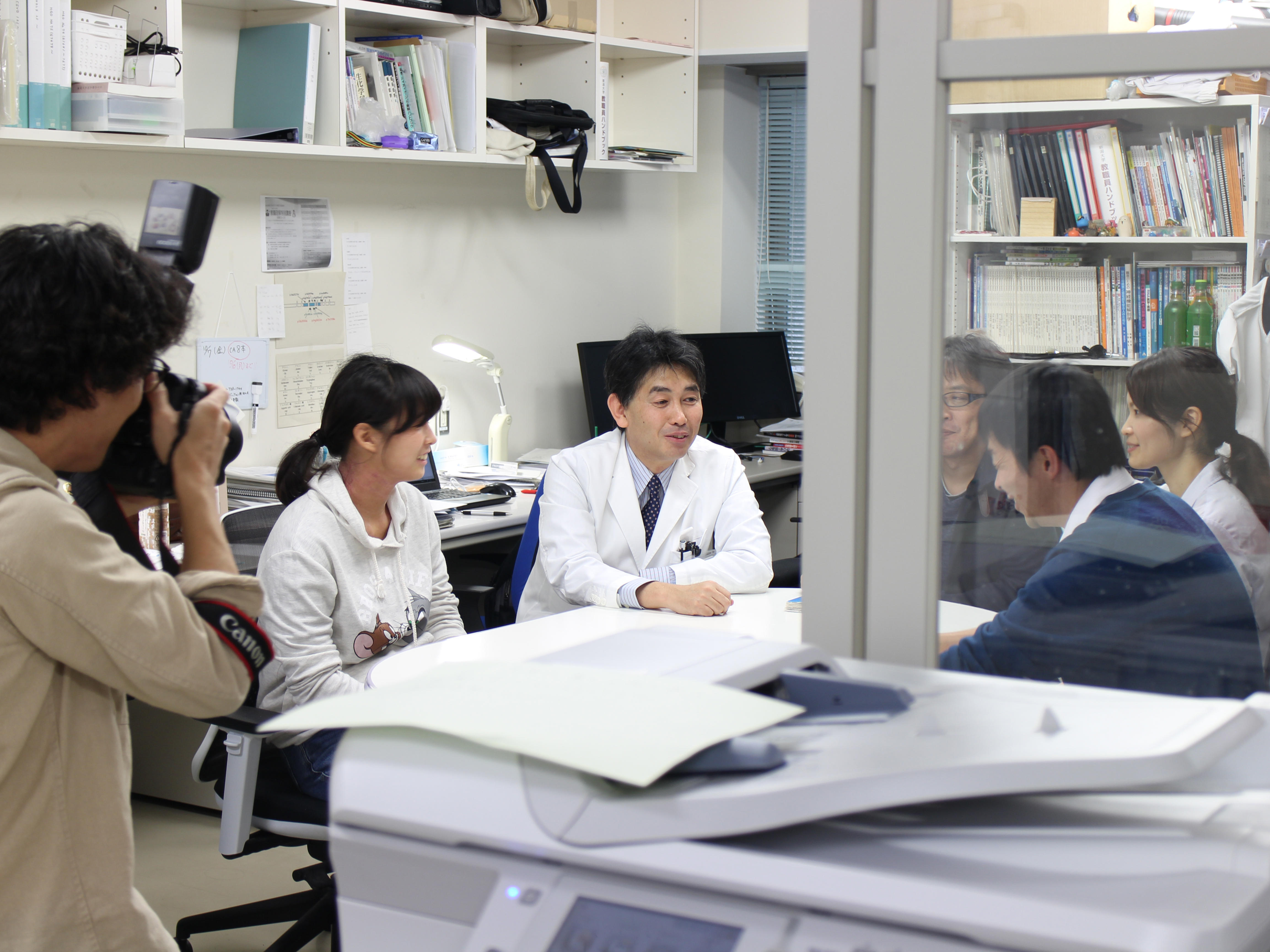 Media Coverage: Professor Onodera Interview -- Council for Research Institutes and Centers for Japanese National Universities website