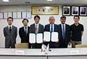 韓国脳研究院と研究協力に関する覚書の更新調印式を行いました