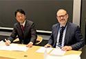 デンマーク・オーフス大学トランスレーショナル神経科学研究所と共同研究交流に関する覚書を締結しました