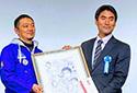須貝章弘助教がせりか賞を受賞しました
