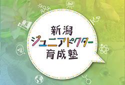 新潟ジュニアドクター育成塾「みてみよう!ヒトの脳と心」をオンライン開催しました