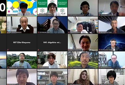 第10回 生理研−霊長研−脳研 合同シンポジウムがオンラインにて開催されました