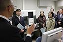 ハルビン市第一医院訪問団が脳研究所を視察されました