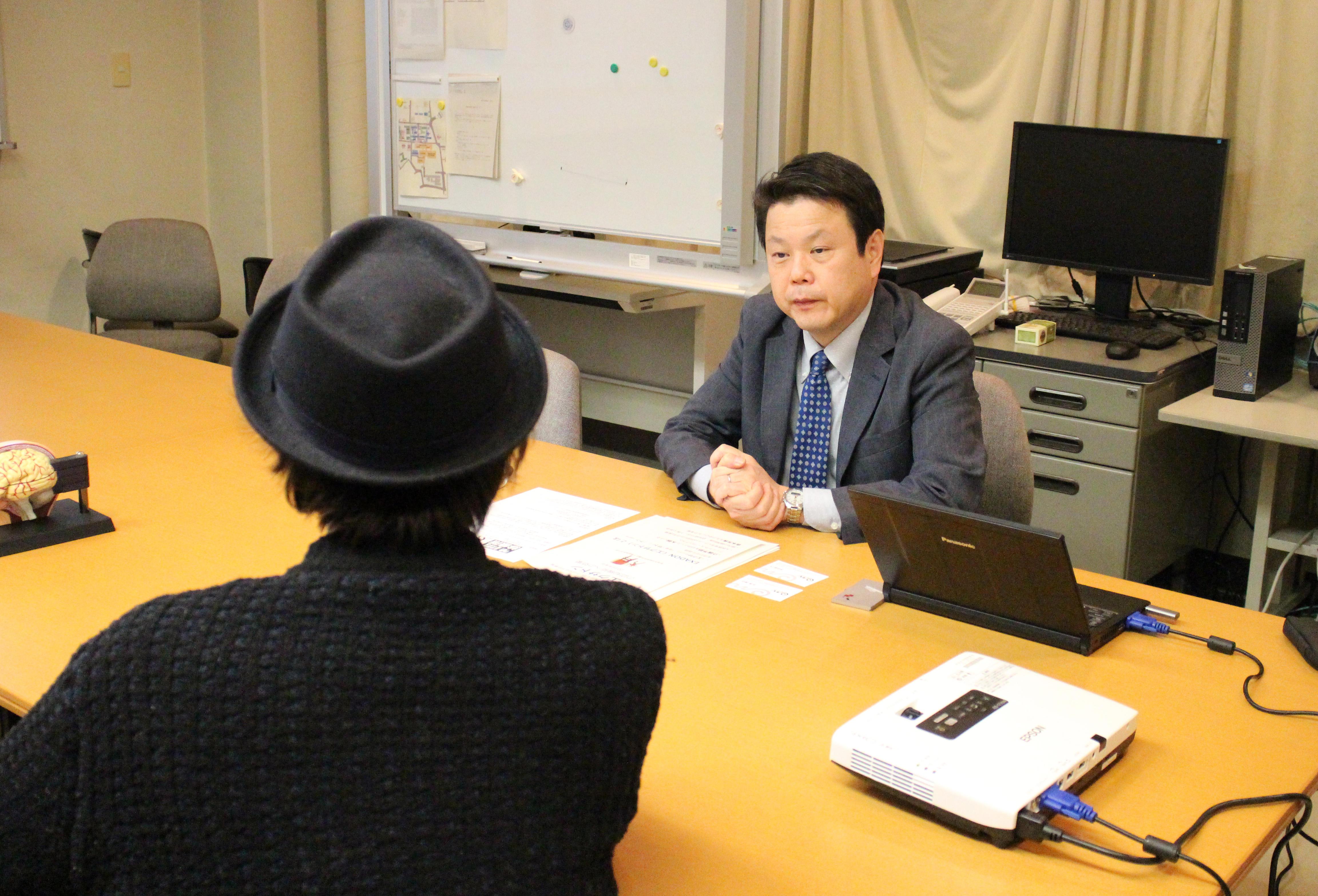 池内教授がテレビ東京系「主治医が見つかる診療所」に出演します