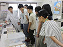 柏崎高校SSH脳研究所研修を開催しました