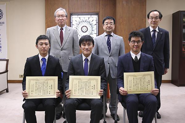 杉江助教が研究推進機構研究准教授の名称を付与されました